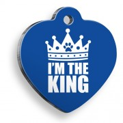 I'm The King Kalp Kedi ve Köpek Künyesi