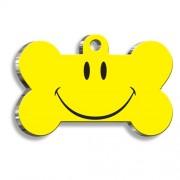 Smile Kemik Köpek Künyesi