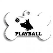 Playball Kemik Köpek Künyesi