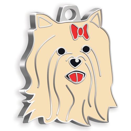 Yorkshire Terrier Köpek Künyesi