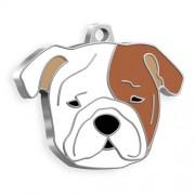 Bulldog Köpek Künyesi