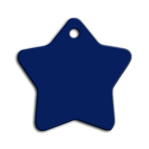 Küçük Yıldız Köpek Künyesi