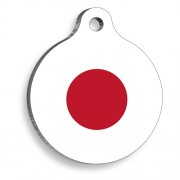 Japonya Yuvarlak Kedi ve Köpek Künyesi